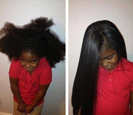 Prime 1000 Images About Little Girl Natural Hair Styles On Pinterest Short Hairstyles For Black Women Fulllsitofus