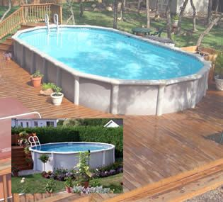 M s de 25 ideas incre bles sobre tipos de piscinas en pinterest for Tipos de piscinas