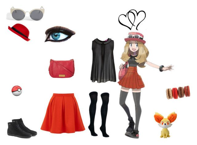 serena by mayleneholm on Polyvore featuring Yumi, Keds, Marc by Marc Jacobs, Monki and River Island