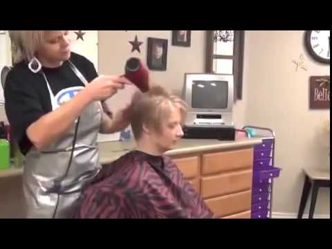 Styling A Pixie Haircut With Long Bangs Short Hairstyles Hairstyles Tutorial - YouTube