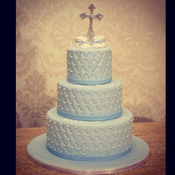 Your Topper Christening Cake Day