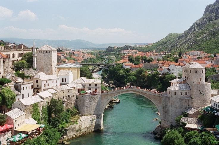 Mostar BridgeFavorite Places, Places I D