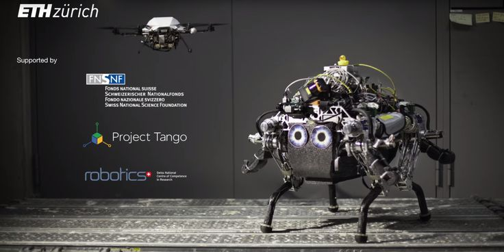 Robot dog can navigate unknown terrain with the help of a flying #drone #uav #dronesaregood #video http://thenextweb.com/shareables/2015/10/06/robot-dog-can-navigate-unknown-terrain-with-the-help-of-a-flying-drone/