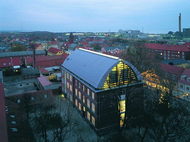 Kunstmuseum in Køge - DETAIL inspiration