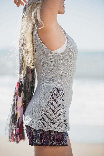 Ravelry: Kingston Tank pattern by Margaret Holzmann