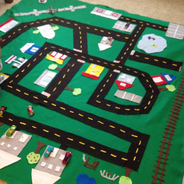 149 Best Car Play Mats Images On Pinterest