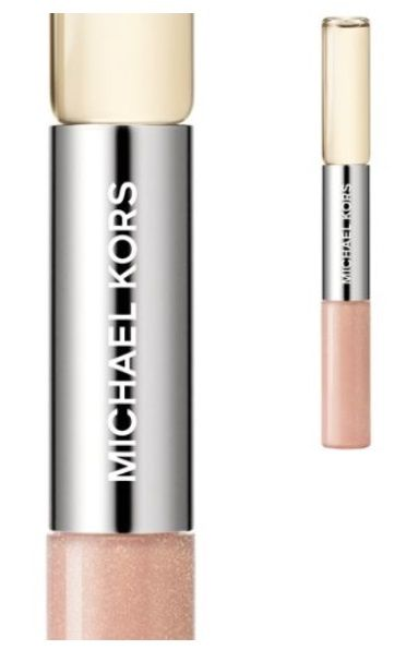 Michael Kors Lip Gloss and Rollerball Perfume in 1 - TOO EASY! Take it with you #perfume #rollerball #lipGloss #beauty #tooEasy #giftsforwomen #gifts #giftsforteens #giftshop #healthandbeauty #fragrance