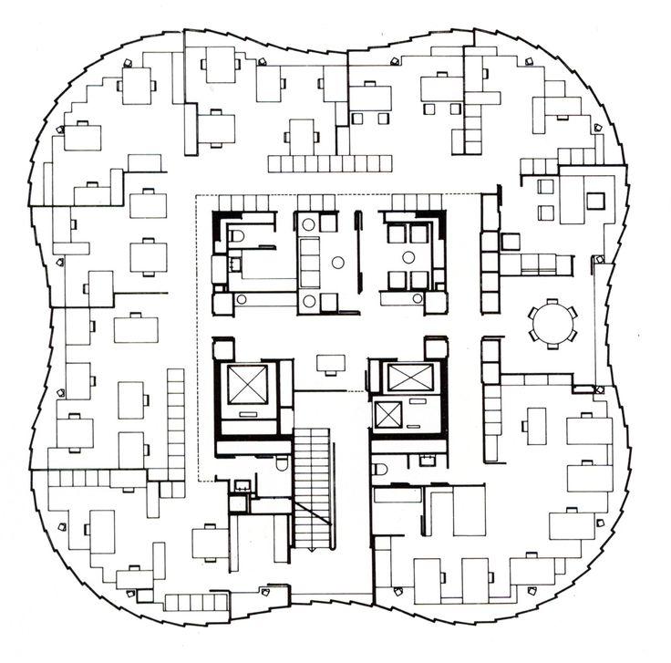 Mejores 32 im genes de j antonio coderch en pinterest - Trabajo arquitecto barcelona ...