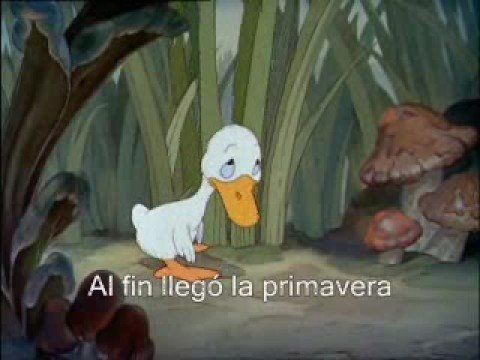 ▶ El Patito Feo - Cuento infantil - Subtitulado - Walt Disney - YouTube