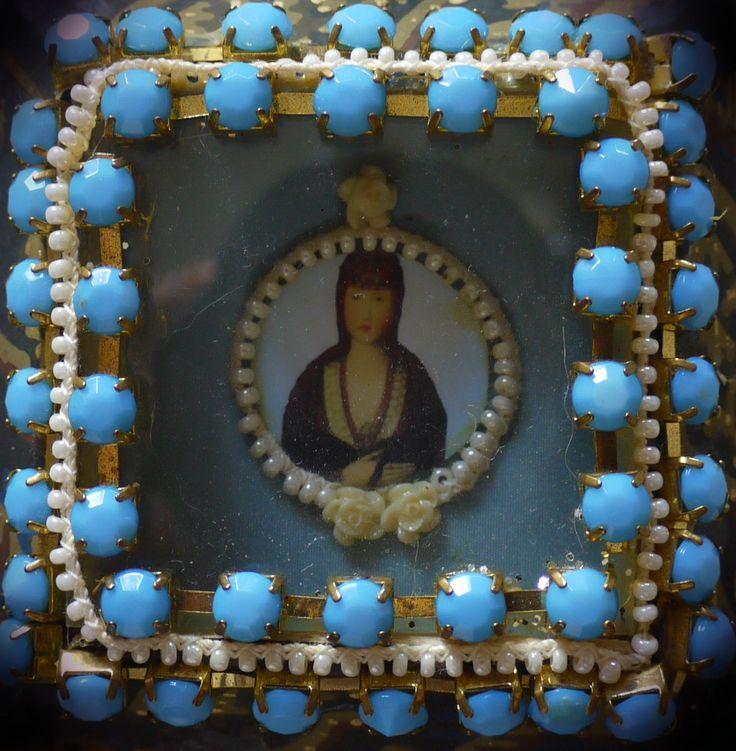 Saint Joana register, 7,5 x 7,5