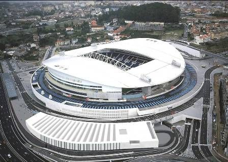 Dragao stadium, FC Porto, Portugal