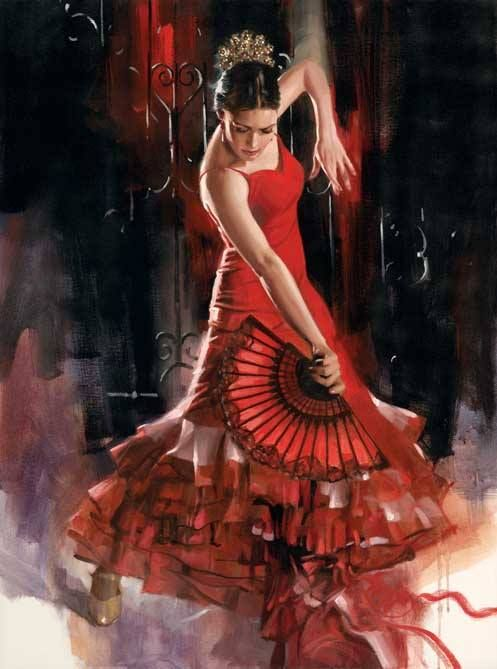 Richard S. Johnson - el fuego
