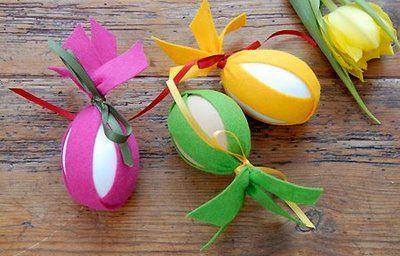 Decorazioni di Pasqua in pochi minuti