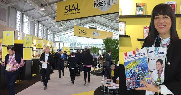 Las empresas españolas de confitería: ejemplo de innovación en la feria Sial