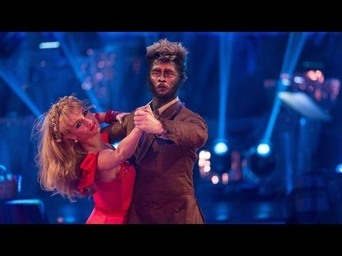 Jay & Aliona American Smooth to 'Little Red Riding Hood' - Strictly Come Dancing: 2015 - YouTube