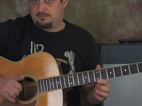 how to play can t explain on guitar
