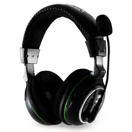 50 mm speakers; 2.4/5GHz Dual-Band Wi-Fi Dual-pairing Bluetooth - Chat wirelessly on Xbox 360 and PS3 and answer mobile phone calls while gaming Dolby Surround Sound with adjustable surround sound angles