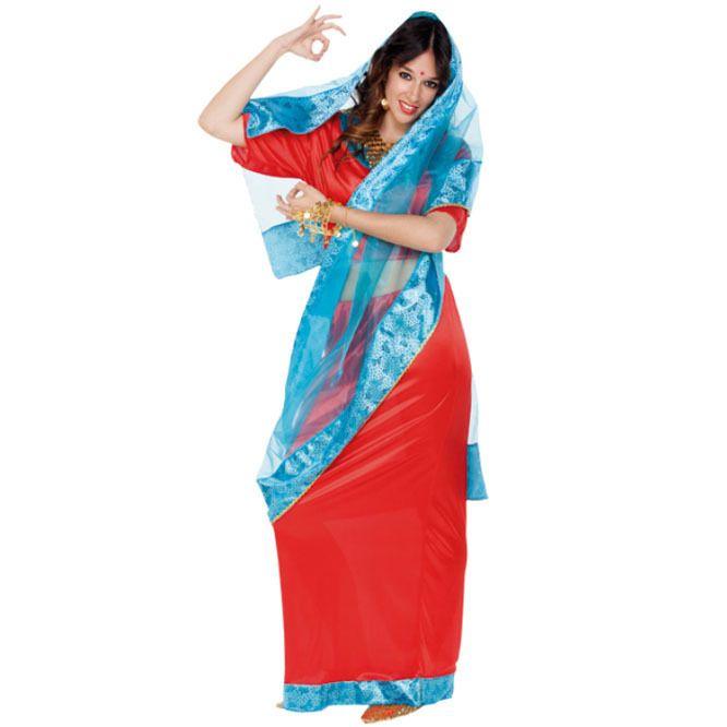 Disfraz de Bollywood Mujer