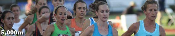 Olympic Trials schedule.  Women's 5,000 meters June 28th, 2012