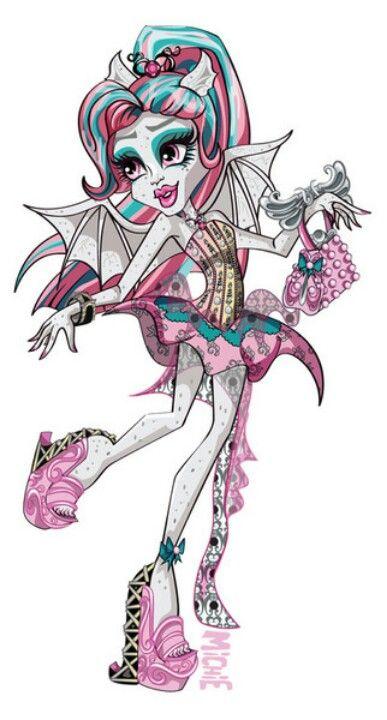 Rochelle goyle monster high pinterest monster high - Personnage monster high ...