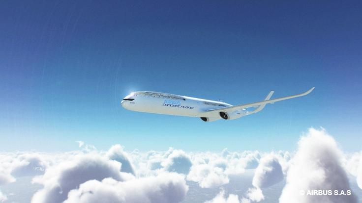 #Airbus #Concept #Plane