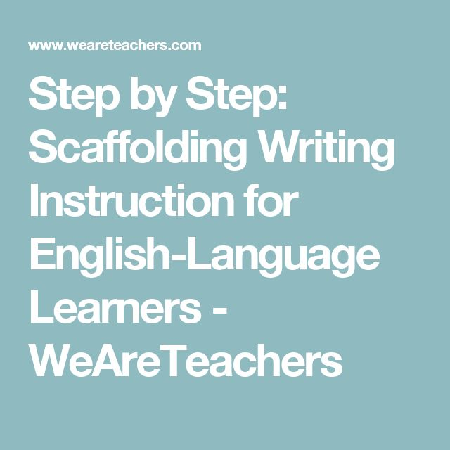 scaffolding english essay These are basic essay scaffolds (one for planning and one for the final product) that i use for students in stage 4 or those with a learning difficulty they are a great supplement when.
