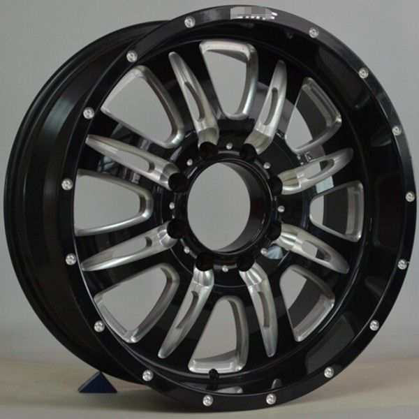 8x180/165.1pcd 20inch wheel rims fit for SUV cars