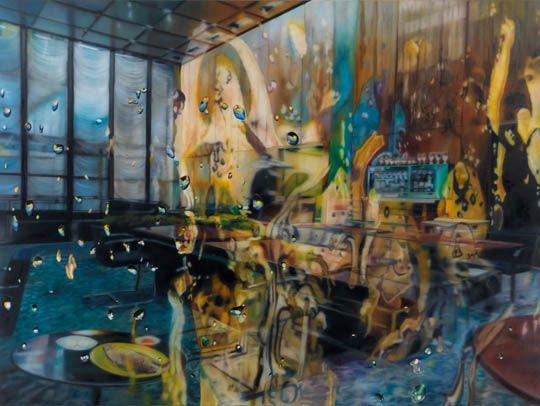 The Art of Karin Kneffel - mashKULTURE