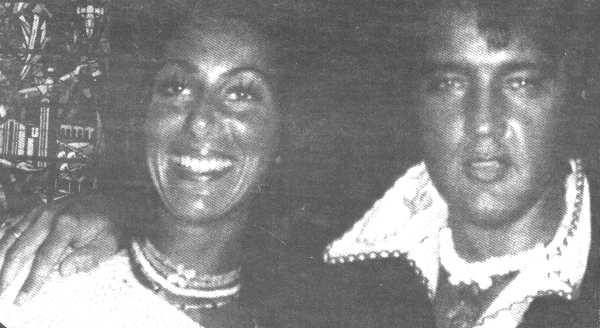 Elvis and Cher (during their brief relationship) or mafia member, Patti? They favor so much..does anyone know?