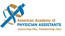 American Academy of Physician Assistants - all of you pre-med PA track and graduate PA students - take note!