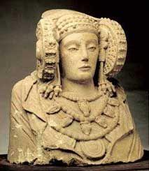 Dama de Elche .- Viajes culturales - Cultura, Arte y Viajes
