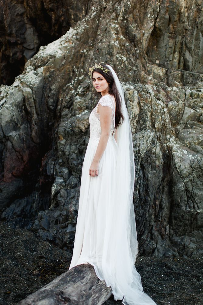 Albertine gown by Sally Eagle