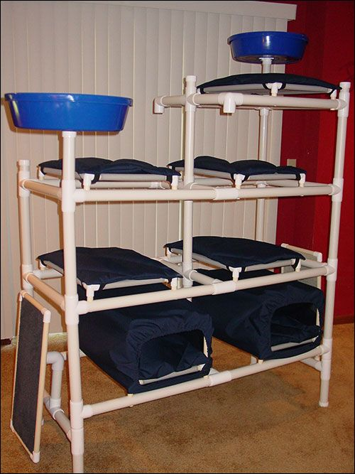 27 Best Images About Pvc Pipe Projects On Pinterest Cat Towers Cat Beds And Cat Trees