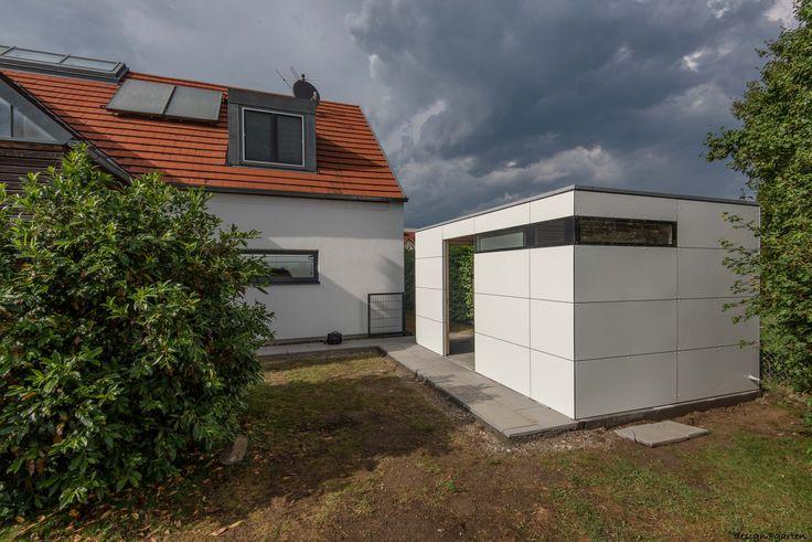 Desing Gartenhaus @_gart by design@garten - Augsburg | in Augsburg - Leitershofen UV-beständig - wetterfest, niemals streichen
