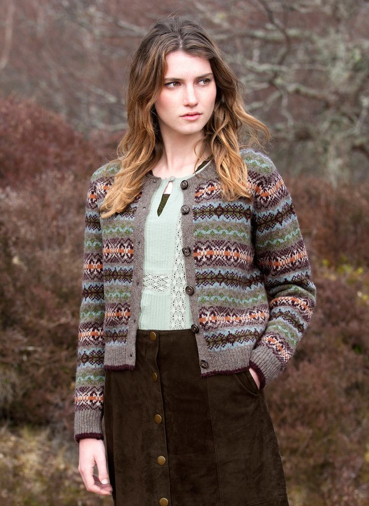 161 best fairisle images on Pinterest | Knitting patterns, Knit ...