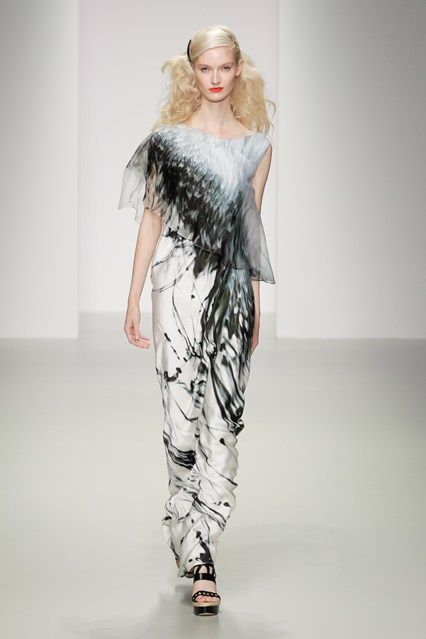 Maria Grachvogel - Spring/Summer 2014 Ready-To-Wear #lfw