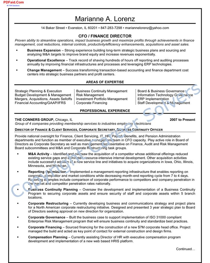 19 best resume images on Pinterest Resume cover letters, Hunting - cover letter finance
