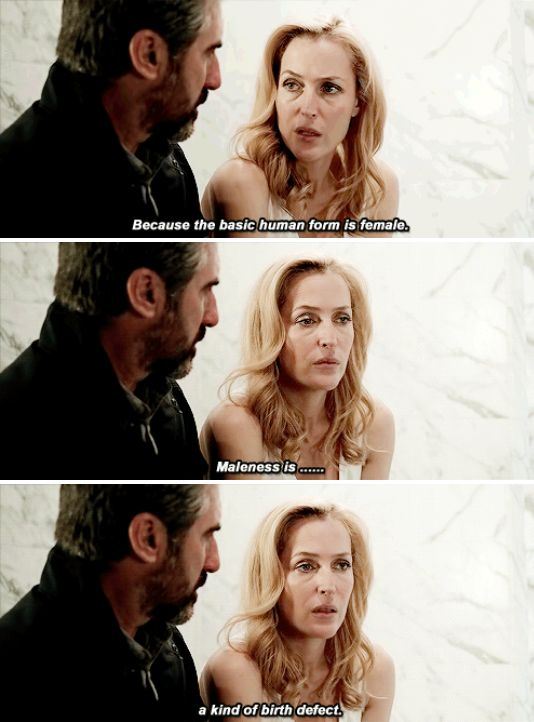 stella gibson - the fall - gillian anderson - feminist quotes