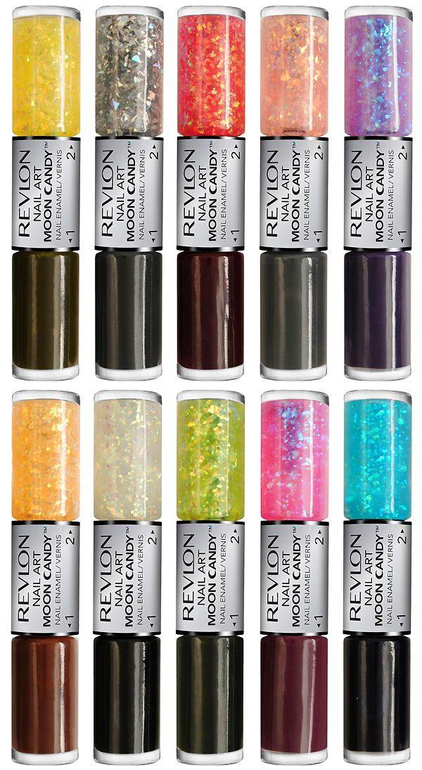 37 best REVLON Nail Art images on Pinterest   Revlon nail polish ...