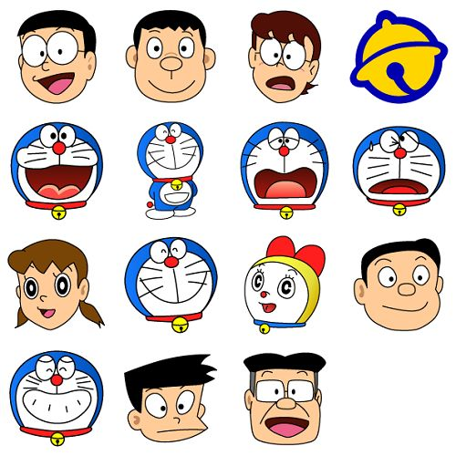 doraemon emoticons gif: doraemon emoticons gif