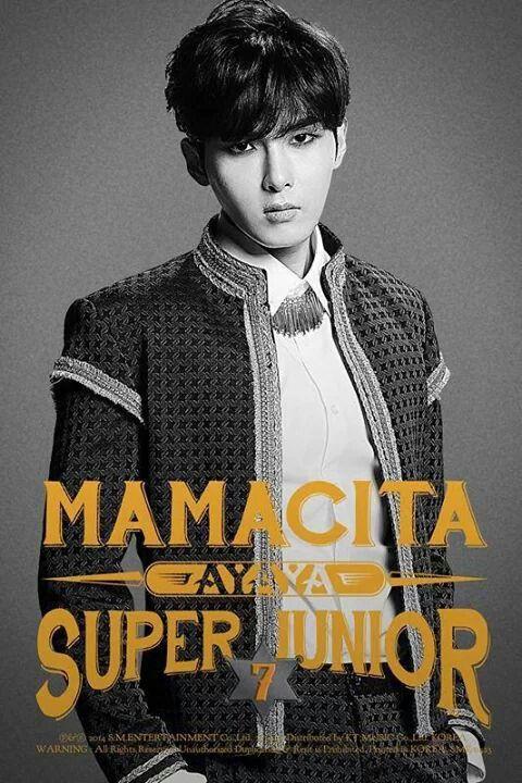 #MAMCITA foto teaser Ryeowook