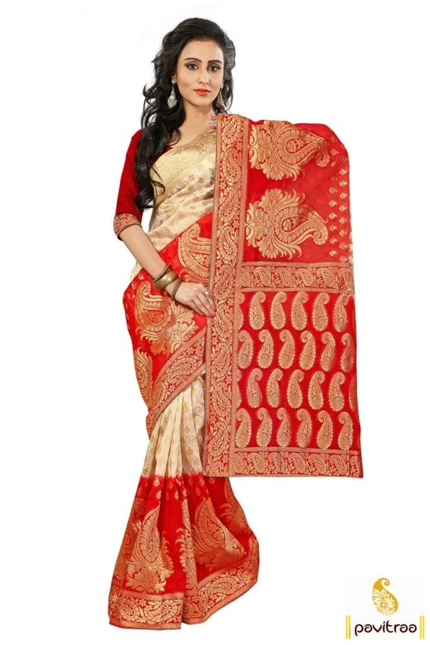 Latest fashion traditional wear beautiful red color banarasi silk saree online shopping with discount sale. Purchase stylish wedding special designer sarees 2016 online collection with cash on delivery in India. #sari, #festivalwearsaree, #designersarees, #partywear, #sareesonline, #sareeonline, #Indiansaree, #buysilksarees, #onlinesarees, #silksareesonline, #fashionsarees, #beautifulsaree, #trendysarees, #lowestpricesarees More Product: Any Query: Call Us:+91-7698234040