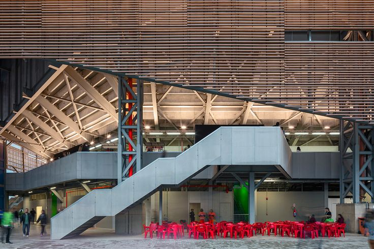 NOMADIC VENUES WILL BE TRANSFORMED INTO RIO 2016 LEGACY