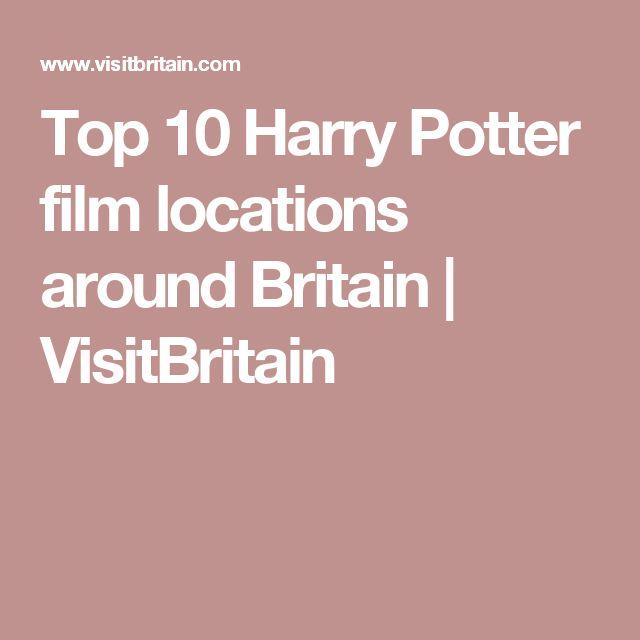 Top 10 Harry Potter film locations around Britain | VisitBritain