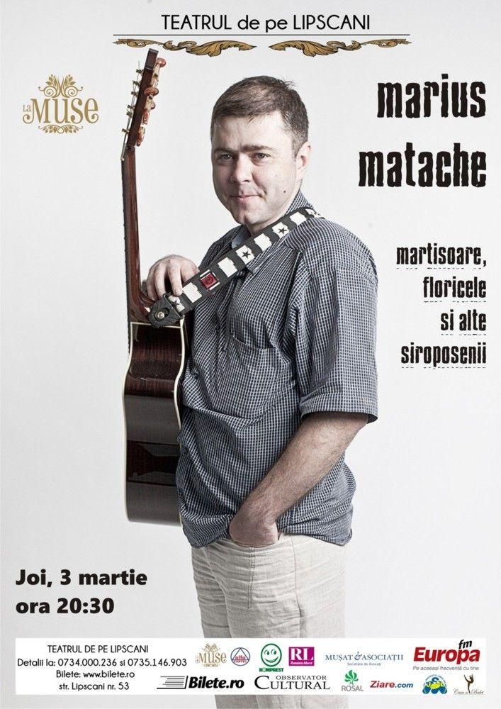 3 martie - primul concert în București