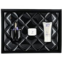 ALIEN by Thierry Mugler SET-EAU DE PARFUM SPRAY 1 OZ & PRODIGY SHOWER GEL 1 OZ & BODY CREAM .5 OZ for WOMEN