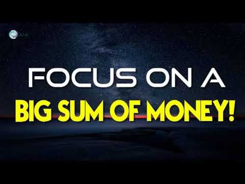 Abraham Hicks 2017 - Focus on a Big Sum of Money - YouTube