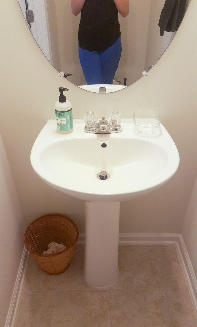 Tiny Powder Room Decorating Ideas Modern Half Bath Updates For