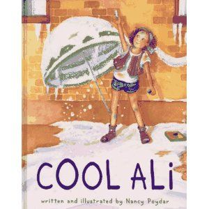 The Speech House: Cool Ali-this book looks interesting