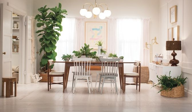 Style by Emily Henderson - Easy Centerpiece Ideas - Target Styling Chapter